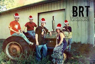 BRT christmas dudes