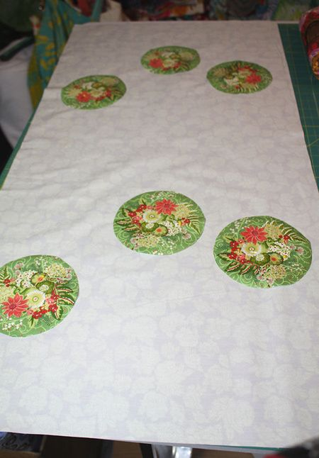 Better Than Mistletoe Table Runner-5