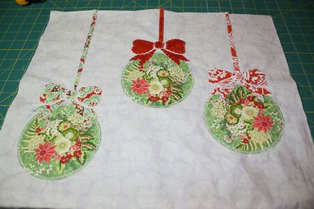Better Than Mistletoe Table Runner-16