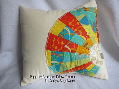 Frippery Starburst Pillow