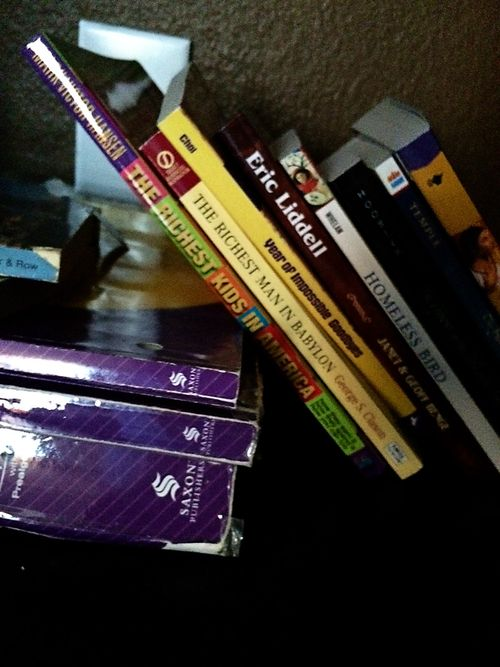 School books 1