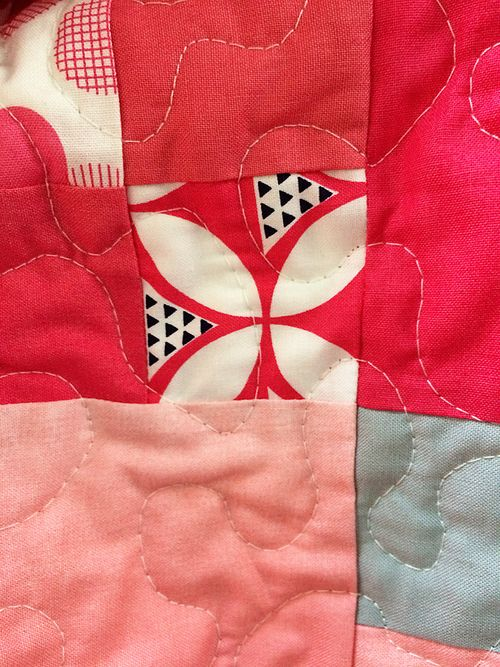 Color theory quilt 3