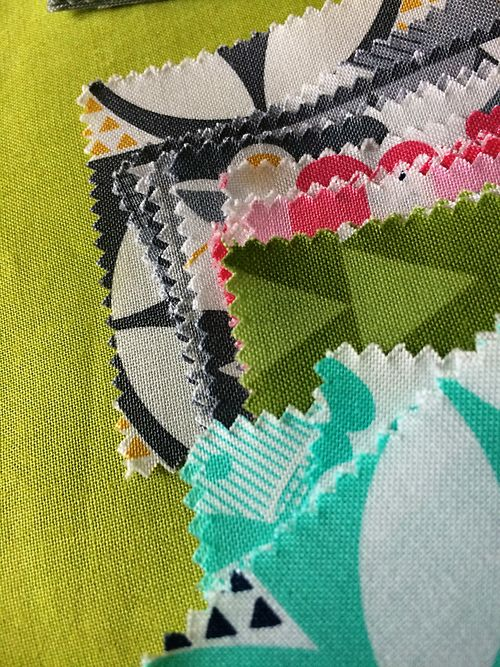 Color theory quilt 2