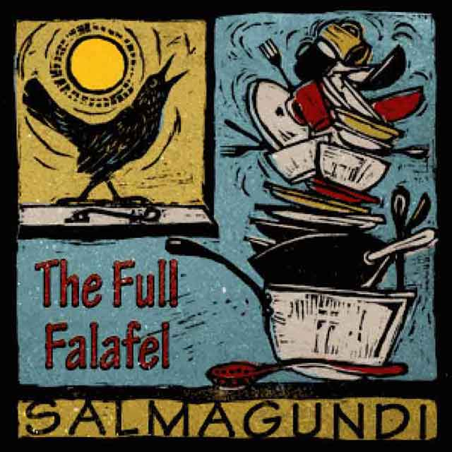 the full falafel cd