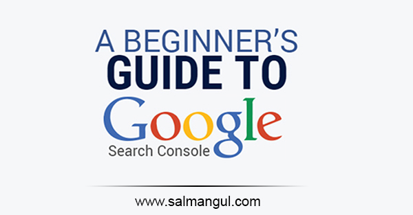 Guide - Google search console - salmangul.com