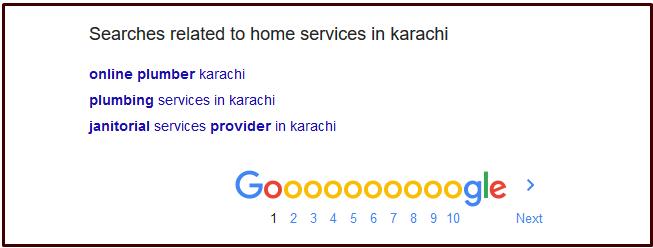 google search seo - digital marketing - salman gul