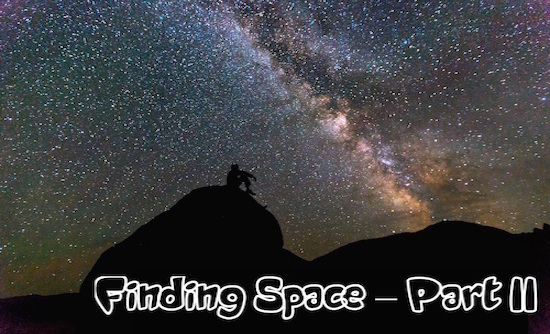 Finding Space with Patrick Ananda - Part Two