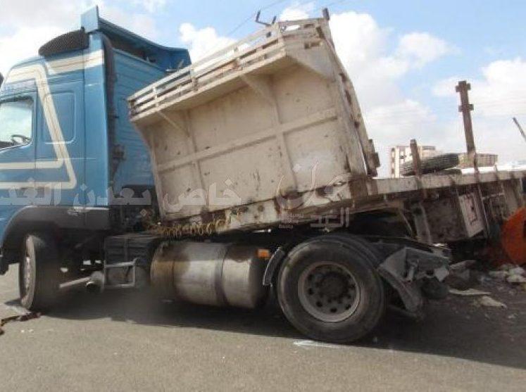 مصرع 4 اشخاص في حادث مروري على المدخل الشمالي لعدن