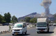خمسة شهداء و13 جريحا حصيلة أولية للتفجيرات بمعسكر جبل حديد  بعدن .