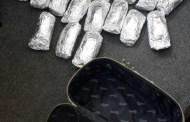 ضبط مسؤول حكومي أثناء محاولته تهريب مخدرات من مطار عدن الدولي