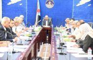 المجلس الانتقالي يستكمل مناقشة مشروع النظام الأساسي للمجلس
