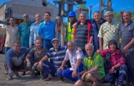المستثمرين والمواطنين يشكرون عمال محطة المعلا للحاويات على جهودهم الجبارة