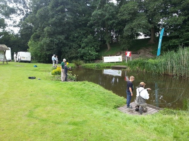 Great Yorkshire Show Fly Casting