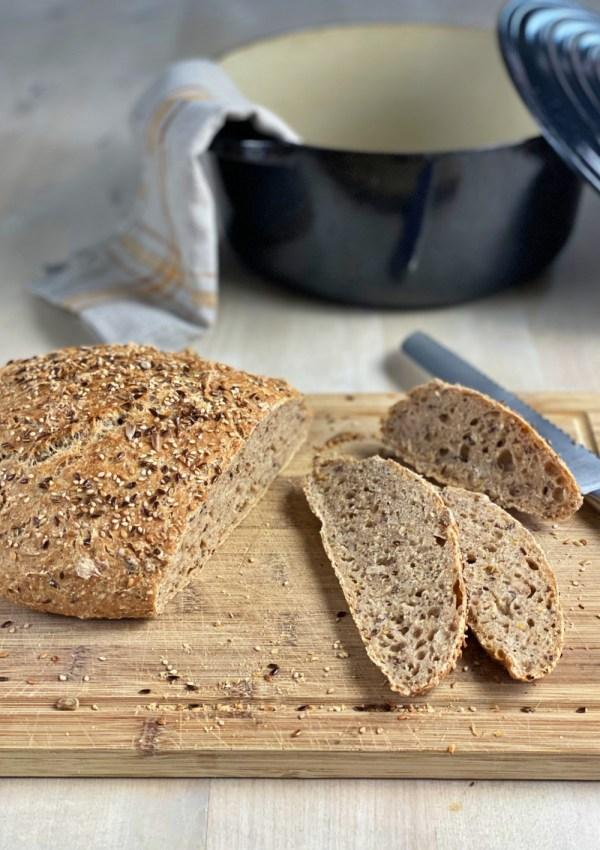 La recette de pain de tous les jours facile et sans effort