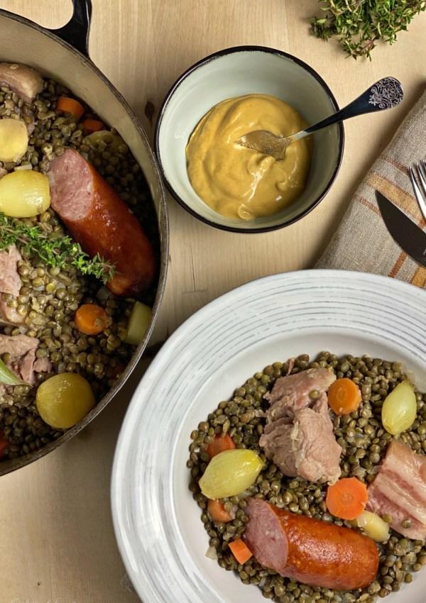 Le petit salé - Un grand classique de la cuisine française