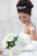 とても素敵な花嫁様