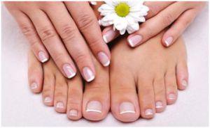 Ook zeer geschikt voor french manicure