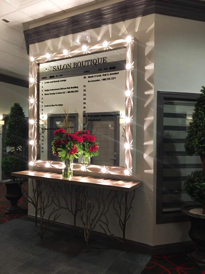 Salon Boutique Suites Tempe Arizona