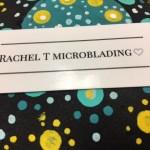 Rachel T Microblading