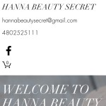 Hanna Beauty Secret