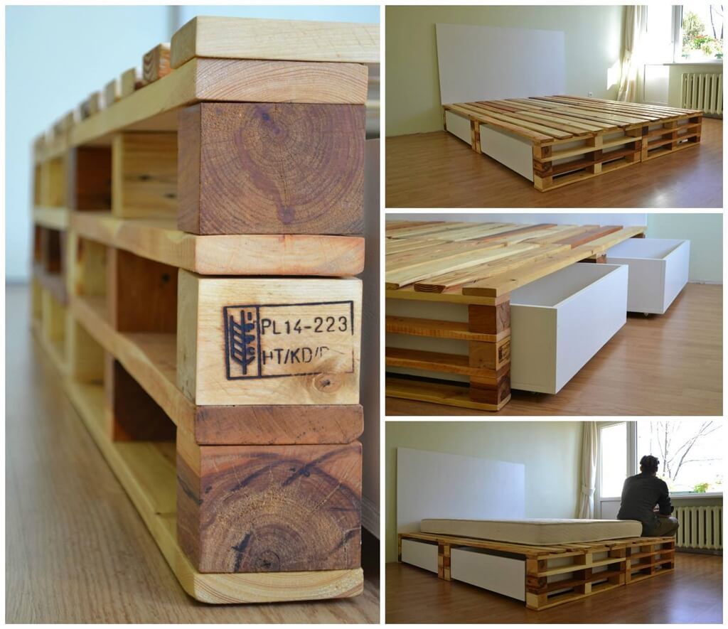 Palette En Bois Idee Deco Palette En Bois Idee Deco With