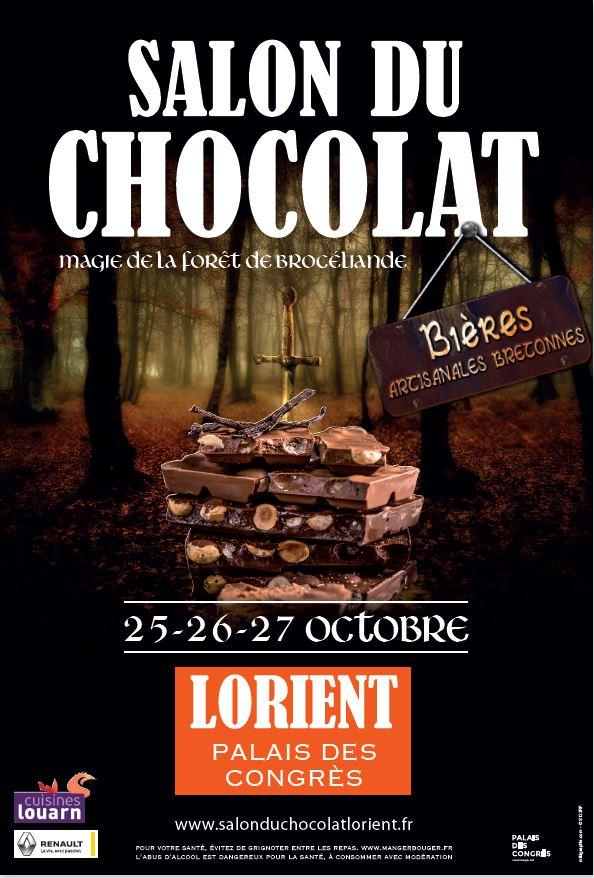 salon du chocolat lorient
