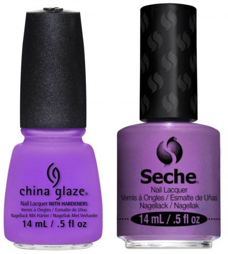 China Glze and Seche Color of the Year