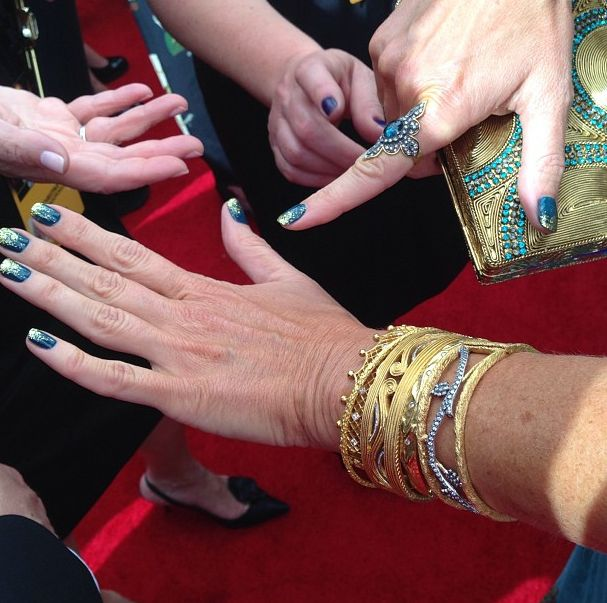 Emmy nails