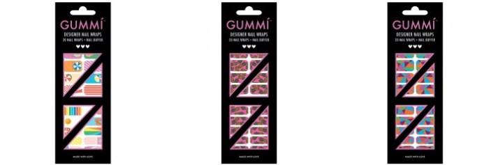 Gummi Nails Endless Summer