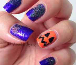 Halloween-Glitter-Nails