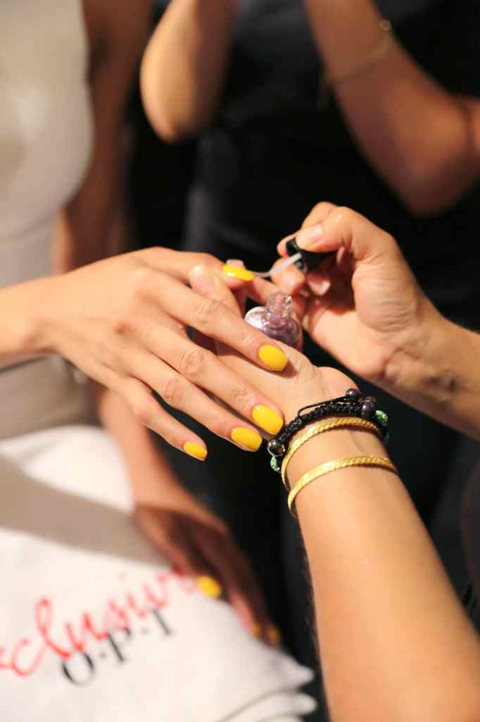 OPI at Joanna Mastroianni