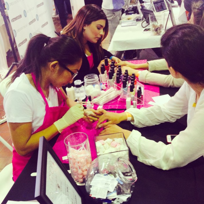 Manicurists