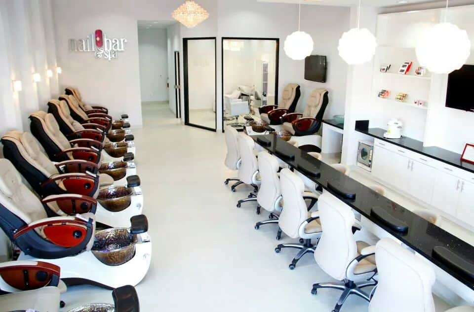 Fashion Nail Beauty Spa Elizabeth Nj: Cool Salons: Nail Bar & Spa In Foothill Ranch, Calif