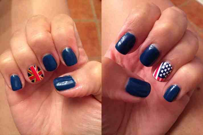 USA and GB