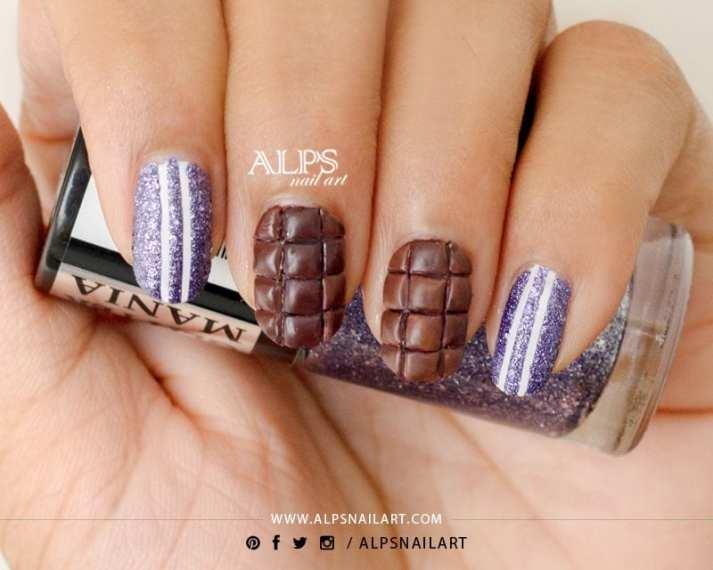 chocolate-manicure