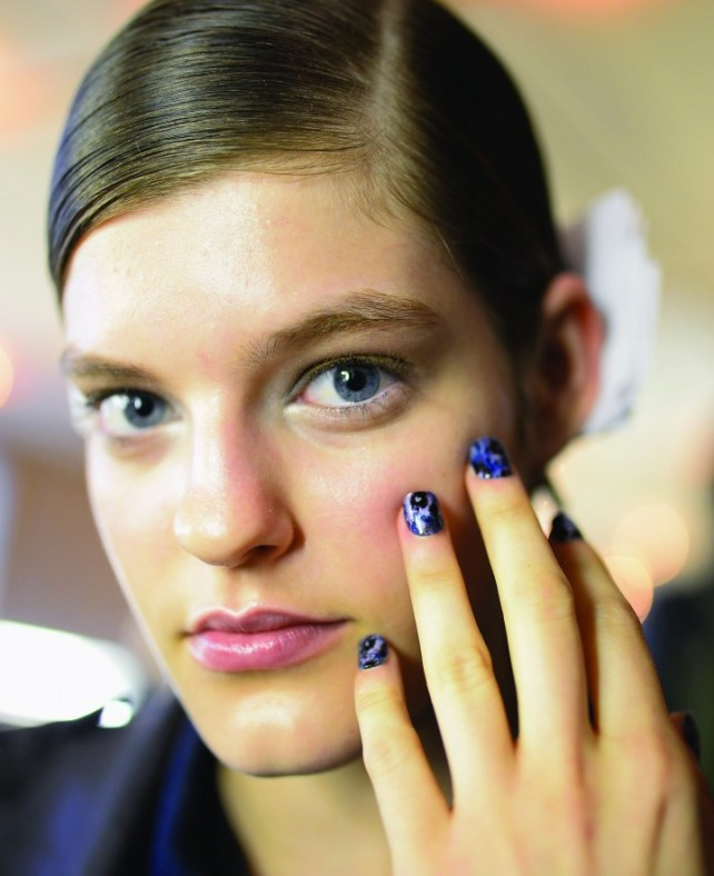 CND for Michael van der Ham LFW