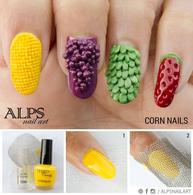 corn-nails