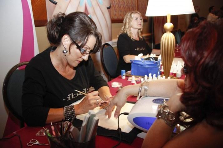 Premiere Orlando Nail Tech Social