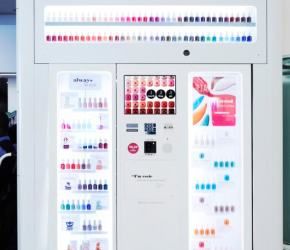 Essie Vending Machine