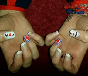 Olympic Nails