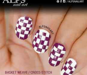 DIY Basket Weave