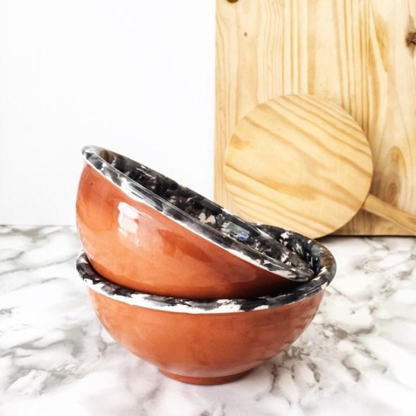 Casa Cubista Portugal Keramik Schälchen Dash