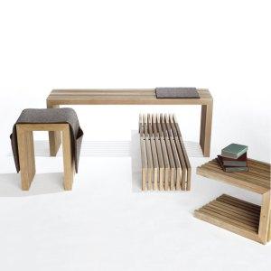Raumgestalt Holzmöbel