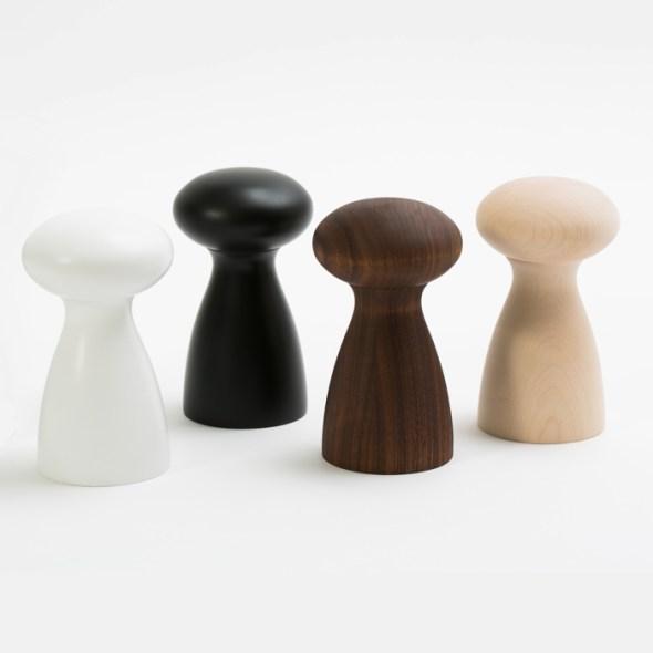 Design Nation Pfeffermühle Mill mit Keramikmahlwerk CrushGrind aus Dänemark