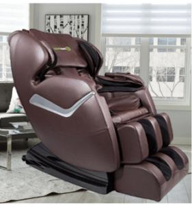 Shiatsu massage chair zero gravity