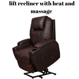 Remote Control Recliner Elderly
