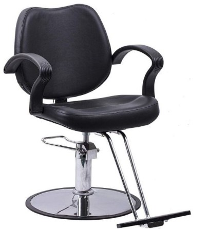 types of salon chairs