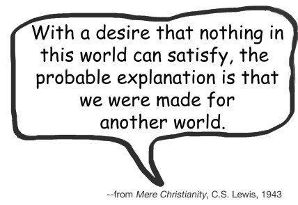 Quote From Cslewis Mere Christianity Salon Postisme