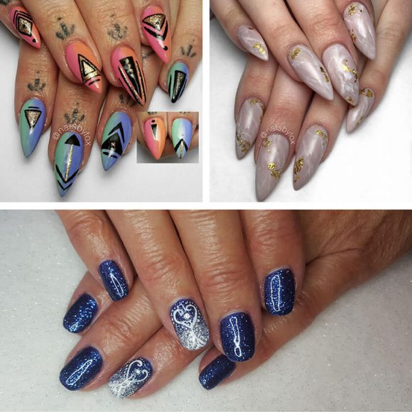 Sac Nails Nail Art Manicure In Watford Rickmansworth Amersham Northwood