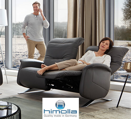 himolla fauteuil canape relaxation